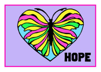 enlarge Hope Butterfly