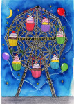 enlargeCarnival of Sweets Ferrris Wheel